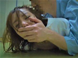 【香澄あいか/夜勤病棟/ナースレイプ】夜勤中の医療従事者に襲い掛かり美人看護師のパンストを裂き中出し放出で白濁汁を膣内に撒き散らす!