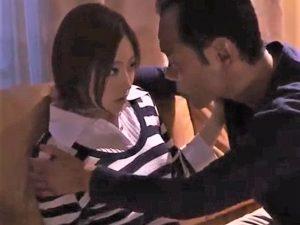 【羽田あい/人妻レイプ】一緒に住んでいる義兄から毎日体を凌辱セックス強要!次第に義兄との肉体関係がクセとなり…