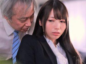 【西宮ゆめ/OLレイプ】気持ちの悪い上司に見張られ性欲を満たす為に会議室に連れ込みイラマチオで大量顔射!